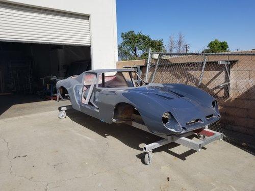 1969 Bizzarrini, fiberglass body, only SOLD (picture 4 of 5)