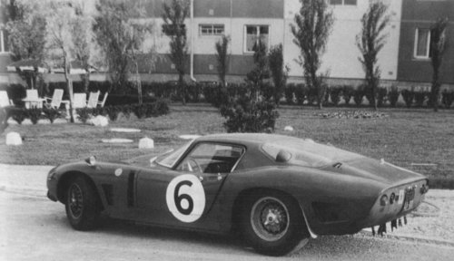 Bizzarrini Race car 1965 untouch For Sale (picture 1 of 1)