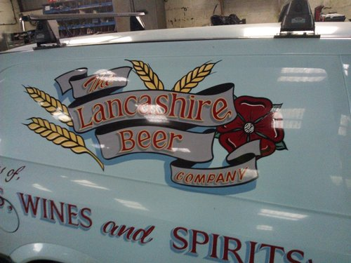 Traditional Signwriting  (picture 3 of 4)