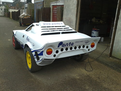 1990 Lancia Stratos Replica Sold Car And Classic