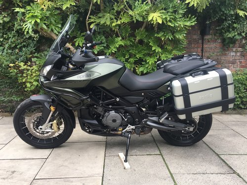 2017 Aprilia Caponord Rally 1200, 6264 miles, Perfect Condition SOLD (picture 2 of 6)