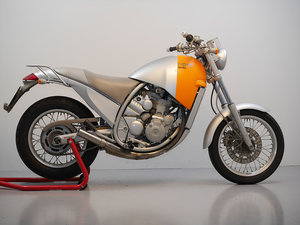 1996 Aprilia 6.5 Moto starck a true modern classic.