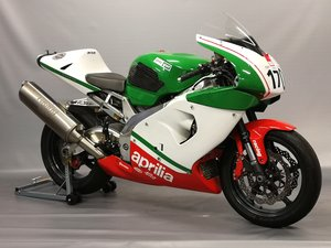 2000 Aprilia RSV 1000 Racer For Sale