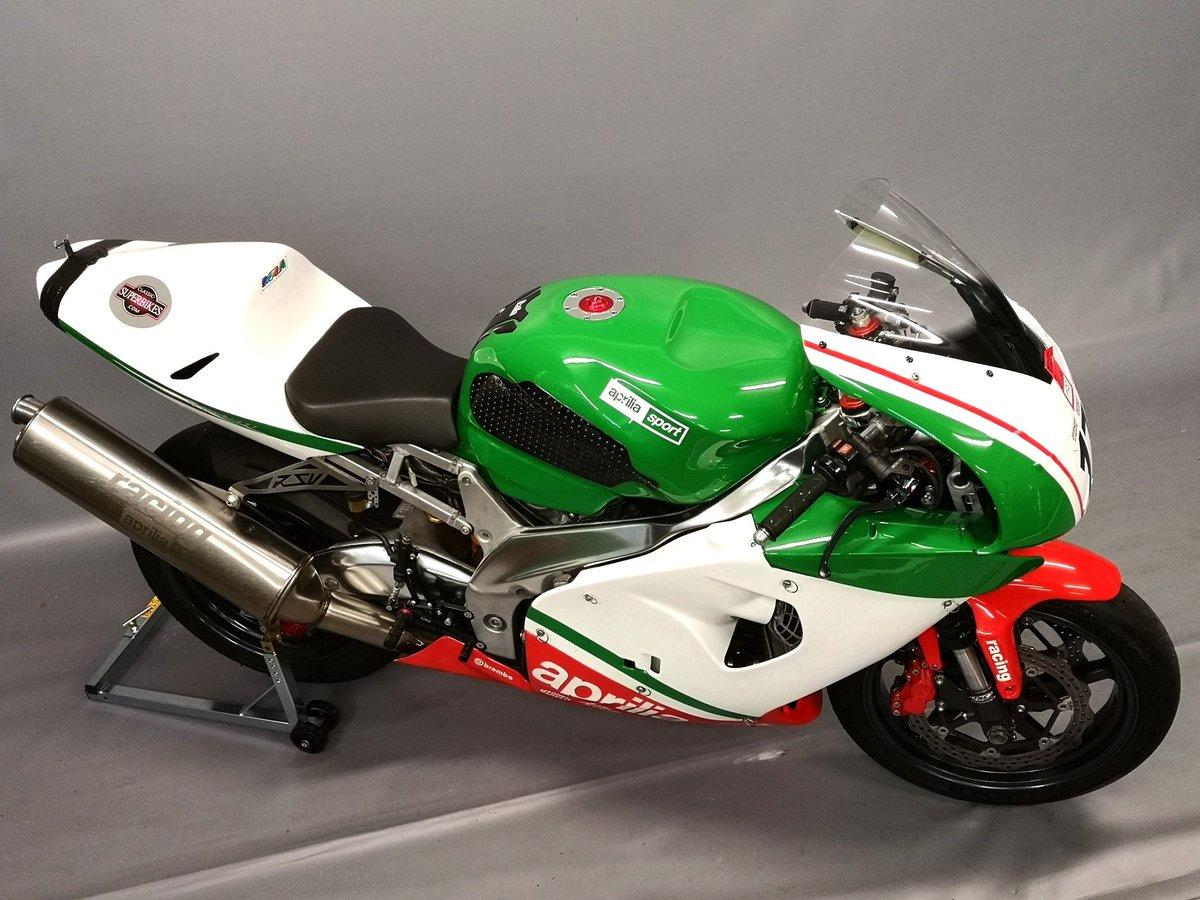 2000 Aprilia RSV 1000 Racer For Sale (picture 2 of 6)