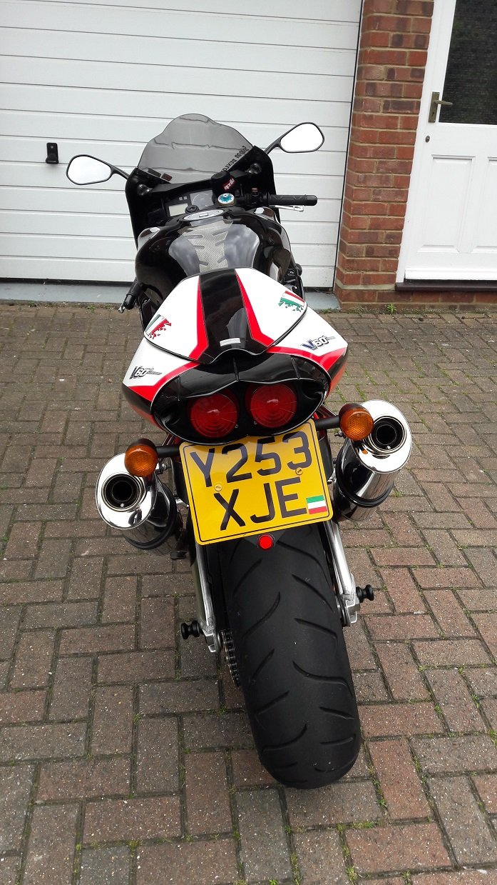 2001 Aprilia RSV Mille R in Excellent Condition For Sale (picture 5 of 6)