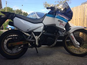 1988 Aprilia Tuareg 350 With MOT and Major service For Sale
