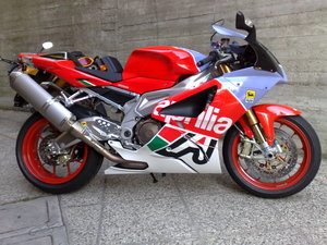 2007 Aprilia RSV1000 R One of only 200 made