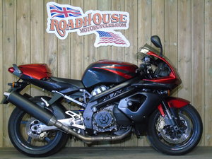 2005 Aprilia SL 1000 Falco Service History Only 8000 Miles For Sale