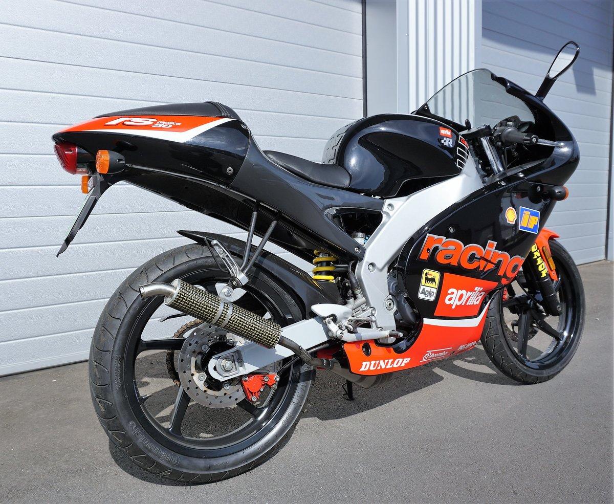 2000 Aprilia RS50 Replica Tetsuya-amazing 50cc and 108km/h For Sale (picture 3 of 6)
