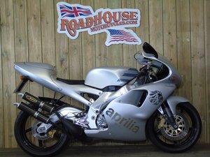1998 Aprilia RS250 Original Romboni Replica * UK Delivery *
