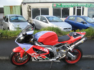 2007  57-Reg Aprilia RSV1000R BOL D OR LTD EDITION ONLY 200 M