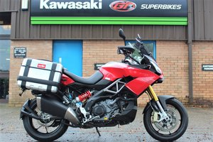 2014  14 Aprilia Caponord 1200 ABS Adventure Tourer