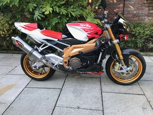 Picture of 2008 Aprilia Tuono Factory, Original and Immaculate SOLD