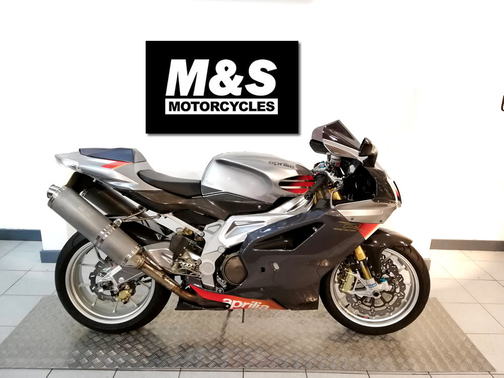 2003 Aprilia RSV1000R Factory SOLD (picture 1 of 6)