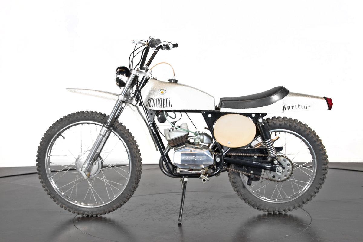 APRILIA - SCARABEO - 1972 For Sale (picture 1 of 6)