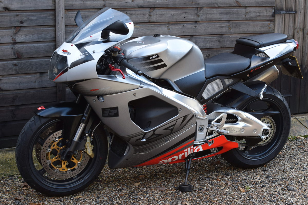 Aprilia RSV 1000 Mille (Standard and Original) 2003 03 Reg SOLD (picture 5 of 6)