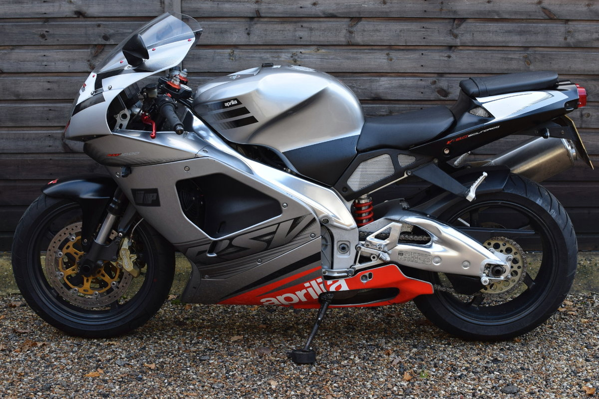 Aprilia RSV 1000 Mille (Standard and Original) 2003 03 Reg SOLD (picture 6 of 6)