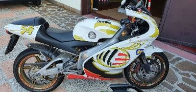 Picture of 2003 Aprilia RS 125 limited Edition: Manuel Poggioli