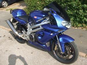 Aprilia SL1000 Falco. 43k miles. MoT August.