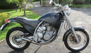 Aprilia phillippe starck 6.5 moto.