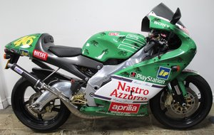2000 Aprilia RS 250 cc Finished in