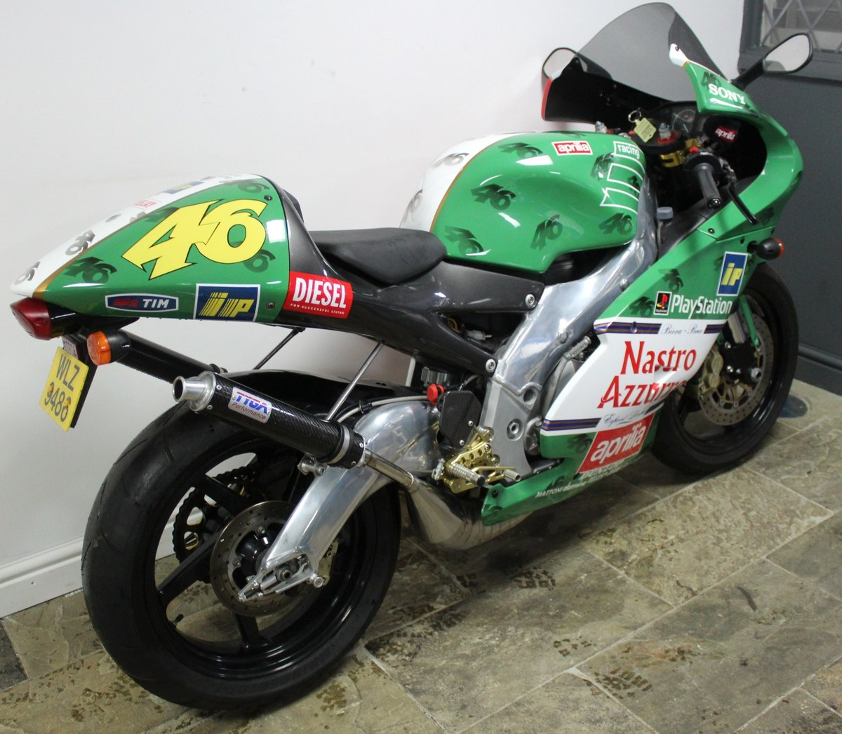 2000 Aprilia RS 250 cc Finished in   For Sale (picture 2 of 6)
