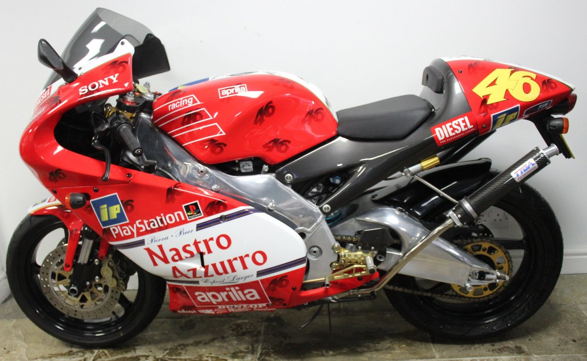 2000 Aprilia RS 250 cc Finished in   For Sale (picture 4 of 6)