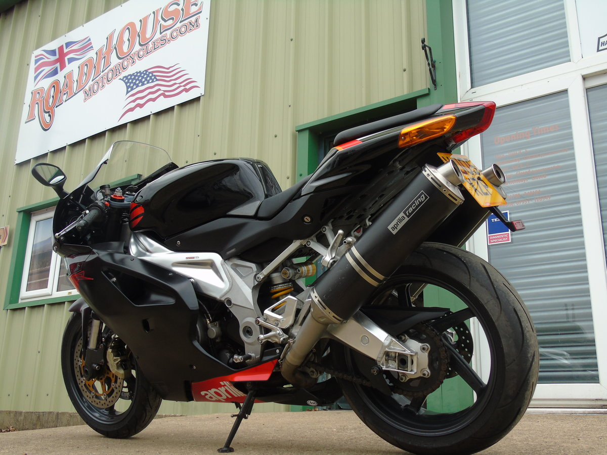 2005 Aprilia RSV 1000R RSV1000R Mille * UK Delivery * For Sale (picture 6 of 6)