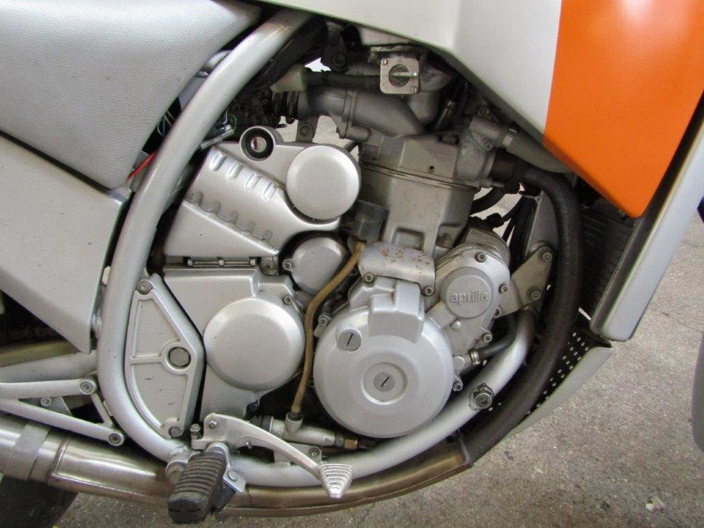 1996 Aprilia Moto 6.5 at ACA 27th and 28th February For Sale by Auction (picture 5 of 9)