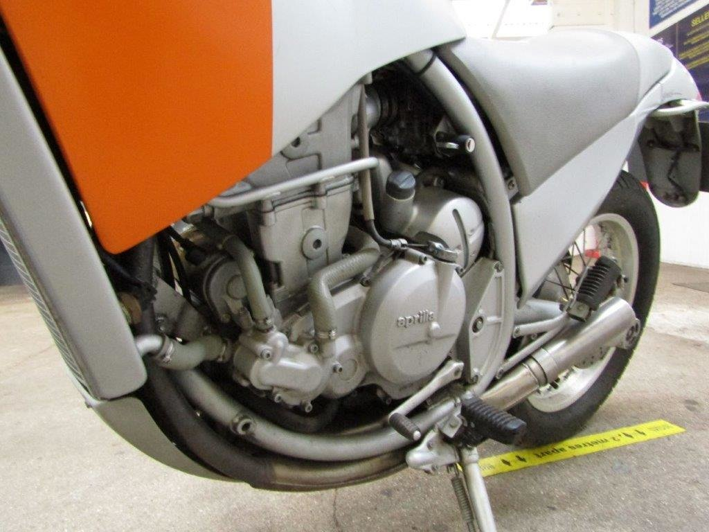1996 Aprilia Moto 6.5 at ACA 27th and 28th February For Sale by Auction (picture 6 of 9)