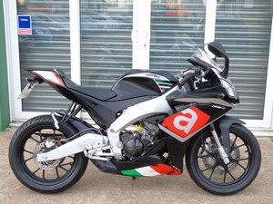 Picture of 2016 Aprilia RS125 RS4 Only 6,500 Miles From New For Sale