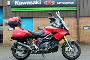 Picture of 2015 65 Aprilia Caponord 1200 ABS Adventure Tourer For Sale