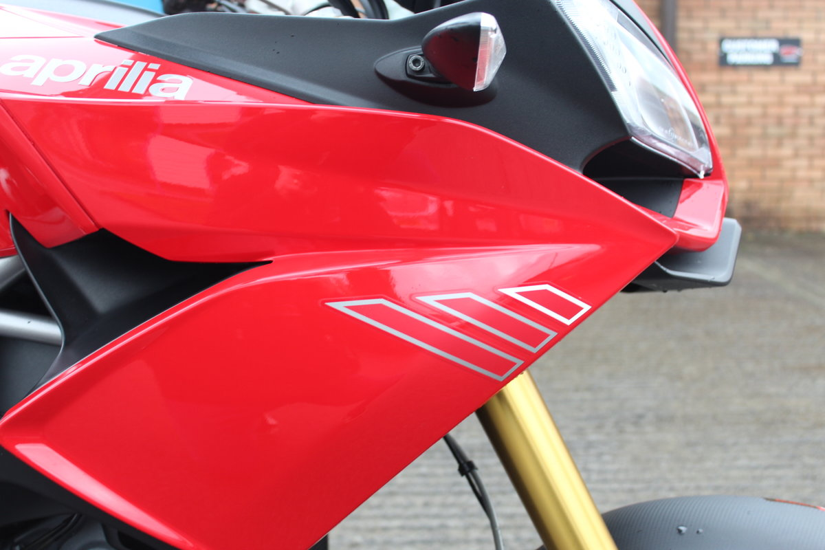 2015 65 Aprilia Caponord 1200 ABS Adventure Tourer For Sale (picture 9 of 12)