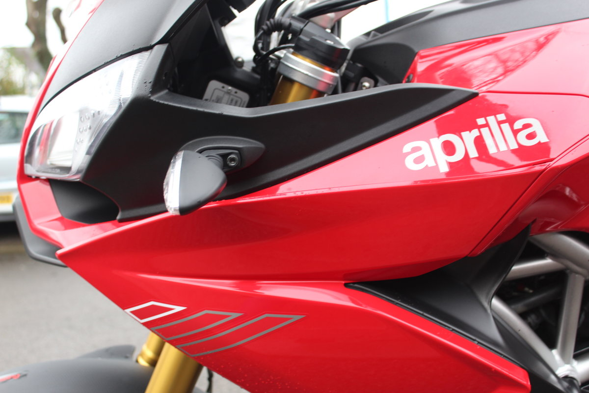 2015 65 Aprilia Caponord 1200 ABS Adventure Tourer For Sale (picture 10 of 12)