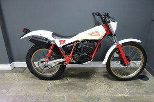 Picture of 1985 Aprillia TX 240 Twin Shock Trials Bike , Remarkable For Sale
