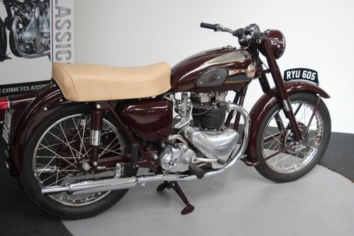 7250 1955 Ariel Huntmaster 650cc  For Sale (picture 2 of 6)