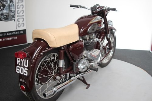 7250 1955 Ariel Huntmaster 650cc  For Sale (picture 3 of 6)