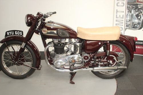 7250 1955 Ariel Huntmaster 650cc  For Sale (picture 5 of 6)