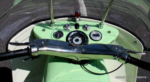 1962 Ariel Leader in very good condition SOLD (picture 4 of 6)