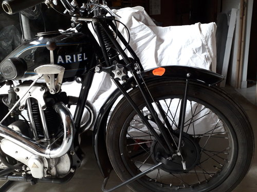 ariel 500 1929 For Sale (picture 5 of 6)