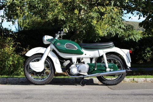 1966 Ariel Arrow 200 - Complete New Rebuild SOLD (picture 1 of 6)