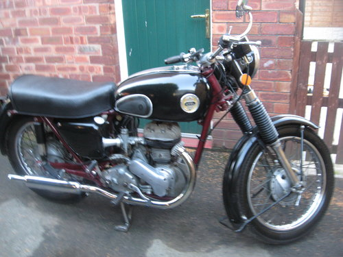 ariel vb 600 single 1958 nice bike Wanted (picture 1 of 5)