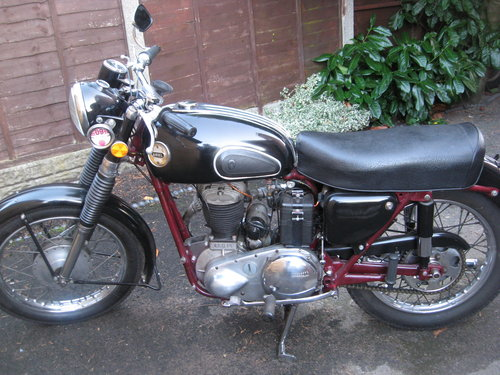 ariel vb 600 single 1958 nice bike Wanted (picture 2 of 5)