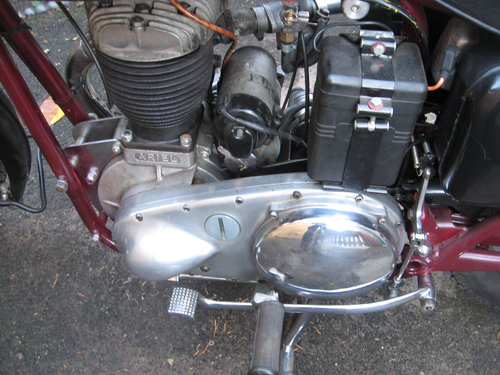 ariel vb 600 single 1958 nice bike Wanted (picture 4 of 5)