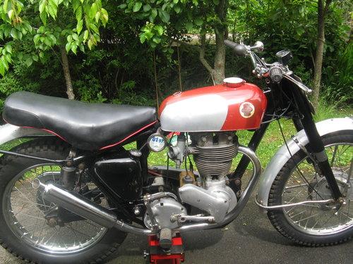1956 ARIEL HT(S) 350cc Trials/Scrambler For Sale (picture 1 of 6)