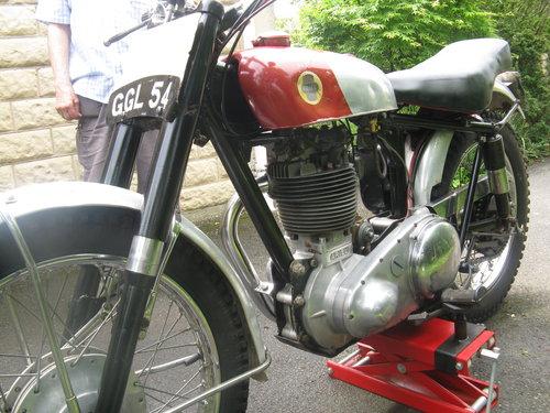 1956 ARIEL HT(S) 350cc Trials/Scrambler For Sale (picture 2 of 6)