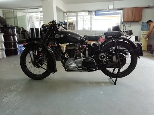Ariel VB 1952 For Sale (picture 2 of 6)
