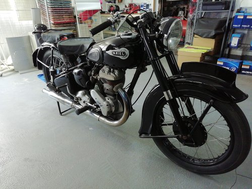 Ariel VB 1952 For Sale (picture 3 of 6)
