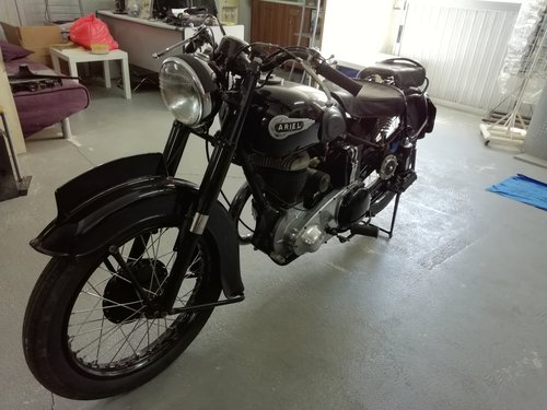 Ariel VB 1952 For Sale (picture 5 of 6)
