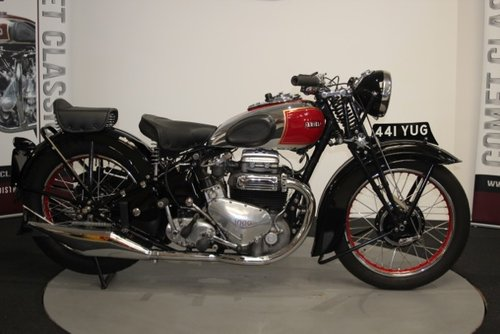1939 Ariel SQ4 1000cc  For Sale (picture 1 of 6)
